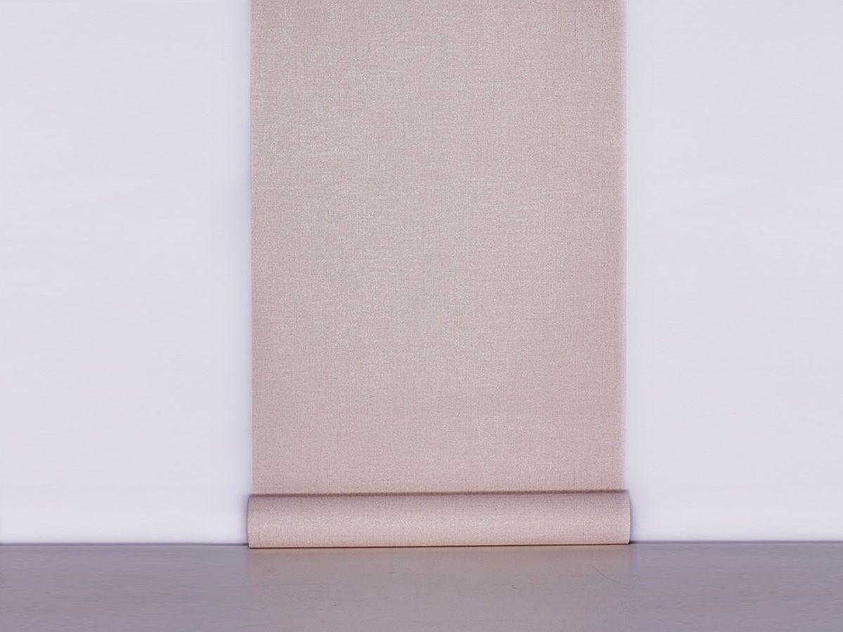 Papel De Parede Texturizado Linho Palha - 87053