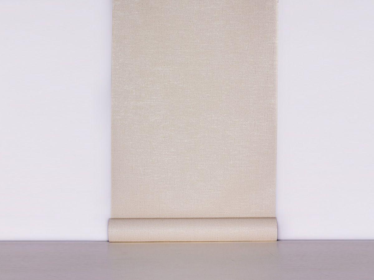 Papel De Parede Texturizado Linho Perola - 87052