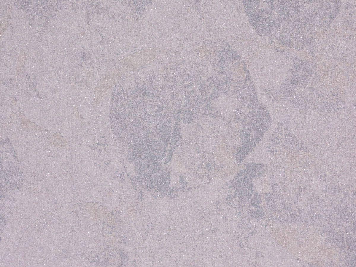 Papel De Parede Texturizado Manchado Branco Gelo - 87155
