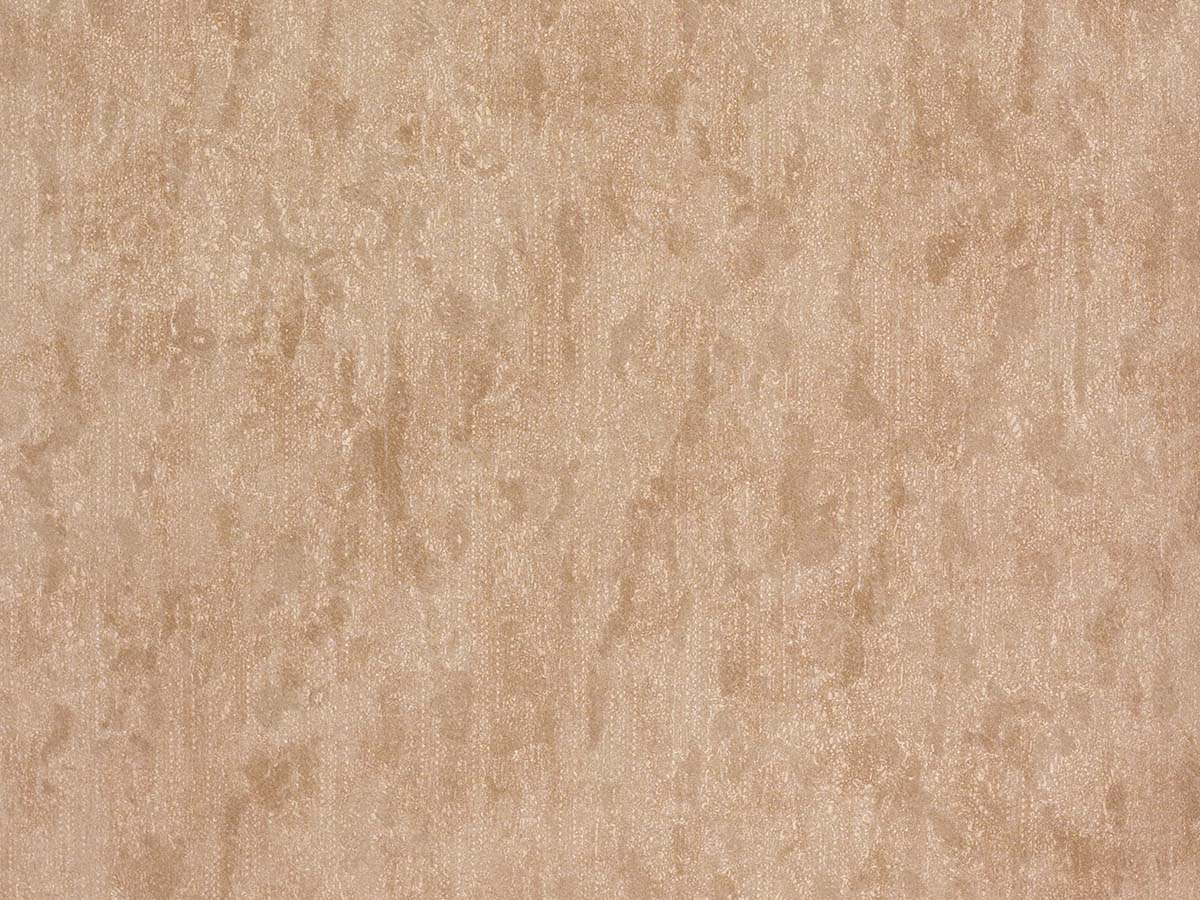 Papel De Parede Texturizado Mini Arabesco Bege Acetinado E Ambar - 87048