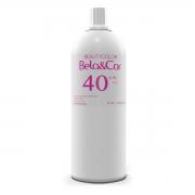 Água Oxigenada 40 volumes 1 Litro - Bela&Cor