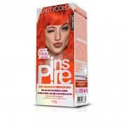 Color Inspire Tonalizante Orange Crush 100g - Beauty Color