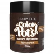 Color Pot's Máscara Pigmentante Ruivo Dourado 240g - Beauty Color