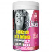 Creme de Pentear Color Curls High Definition Cream 800g - Soul Power