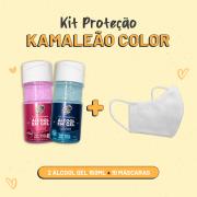 Kit de Proteção Kamaleão Color - Branco