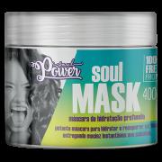 Máscara de Hidratação Profunda Soul Mask 400g - Soul Power