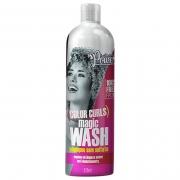 Shampoo Sem Sulfato Color Curls Magic Wash 315ml - Soul Power