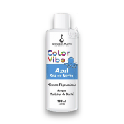 Tonalizante Azul Céu De Verão 100ml - Color Vibe Gota Do Mato