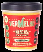 Vermelhô Máscara Tonalizante 230g - Lola Cosmetics