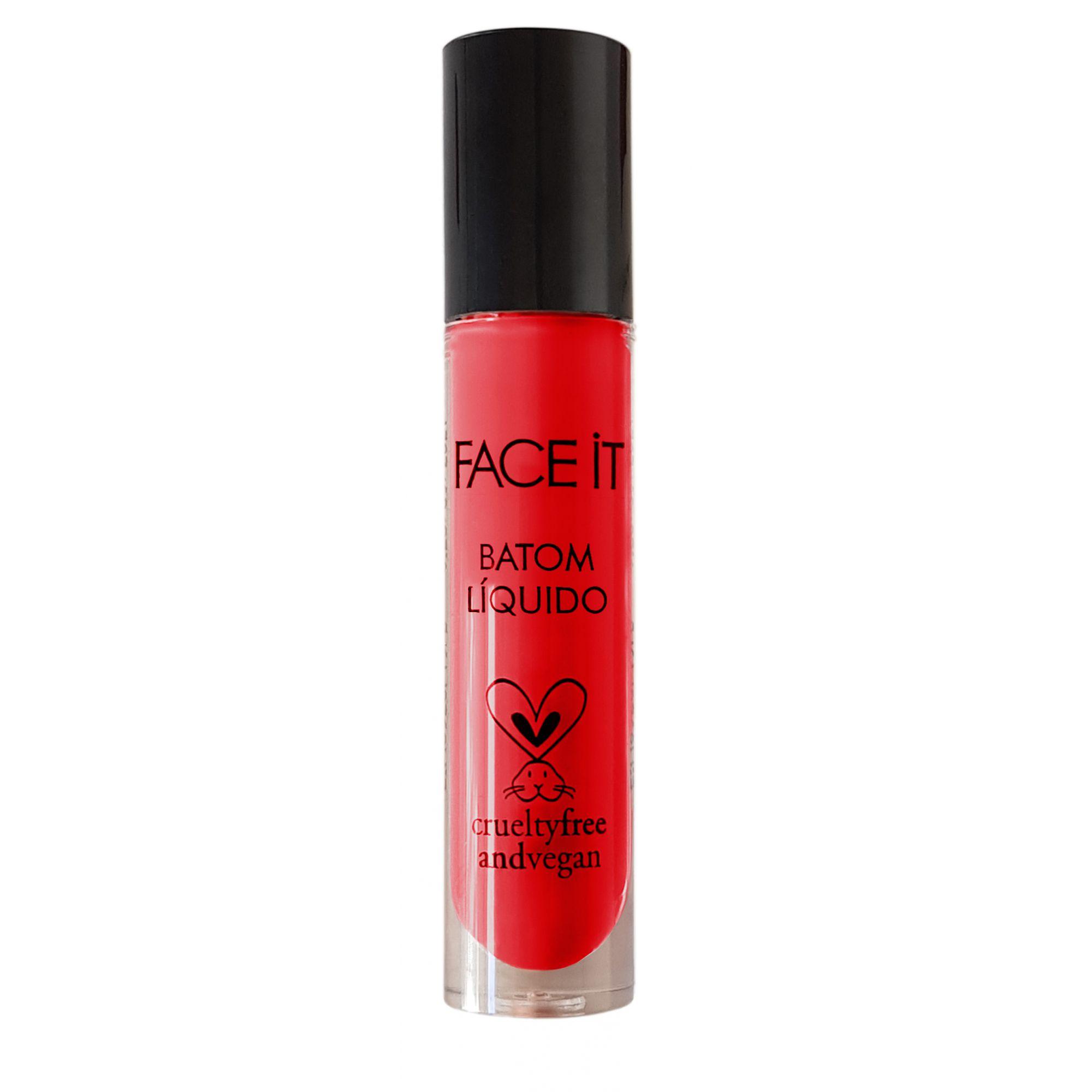Batom Líquido SIXTY NINE - Vermelho Marilyn