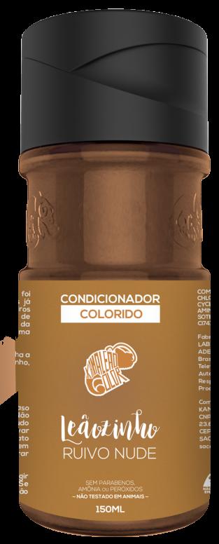 Condicionador Colorido - Leãozinho - 150ml