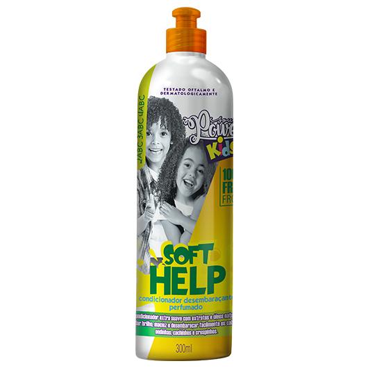 Condicionador Kids Soft Help 300ml -  Soul Power