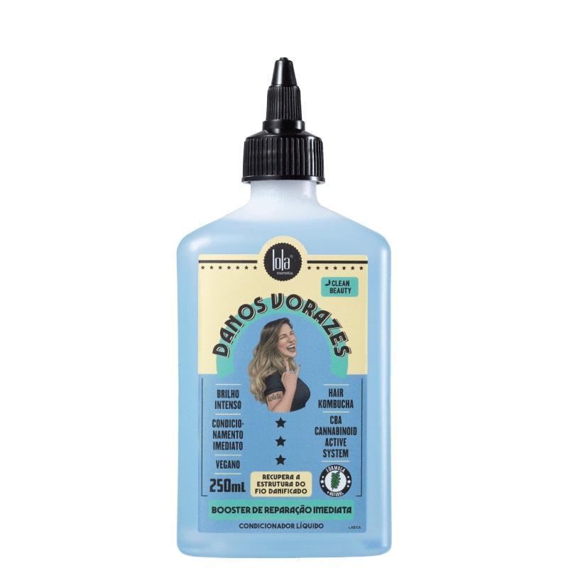 Condicionador Líquido Danos Vorazes Booster 250ml - Lola cosmetics
