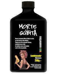 Condicionador Morte Súbita 250ml - Lola cosmetics