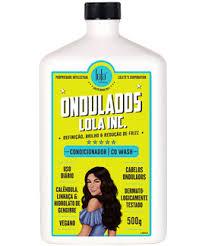 Condicionador Ondulados Lola Inc 500ml - Lola cosmetics