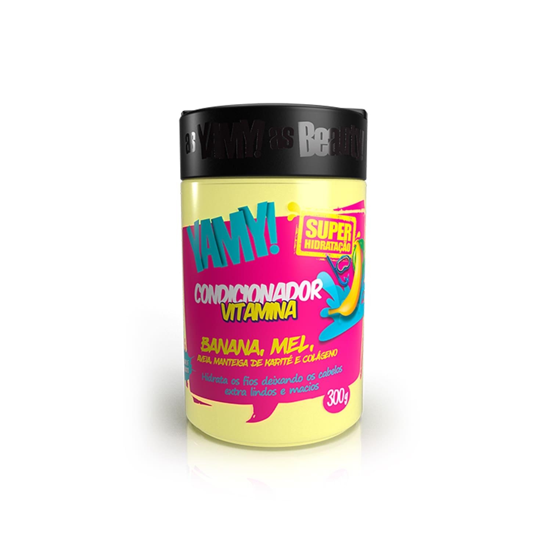 Condicionador Vitamina de Banana Super Hidratação 300g - YAMY!