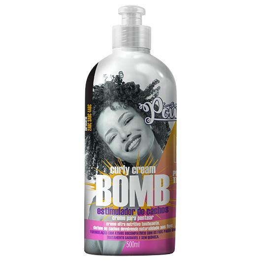 Creme de Pentear Curly Cream BOMB 500ml - Soul Power