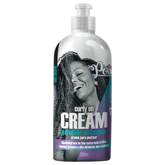 Creme de Pentear Curly On Cream 500ml - Soul Power