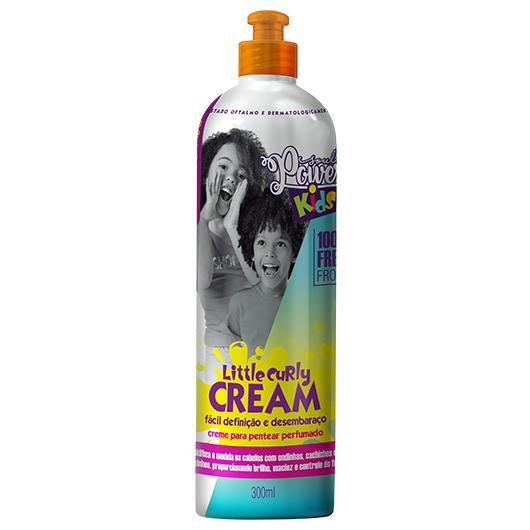 Creme Para Pentear Kids Little Curly Cream 300ml - Soul Power
