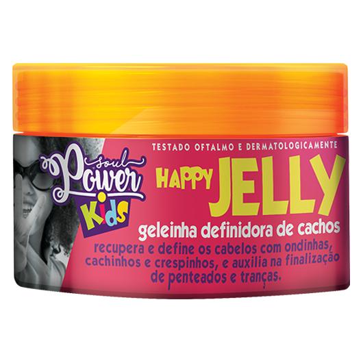Geleinha Definidora de Cachos Kids Happy Jelly 250g - Soul Power