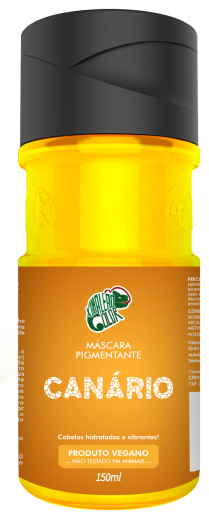Kamaleão Color - Canário - 150ml