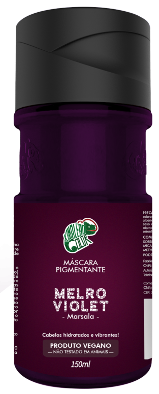 Kamaleão Color - Melro Violet - 150ml