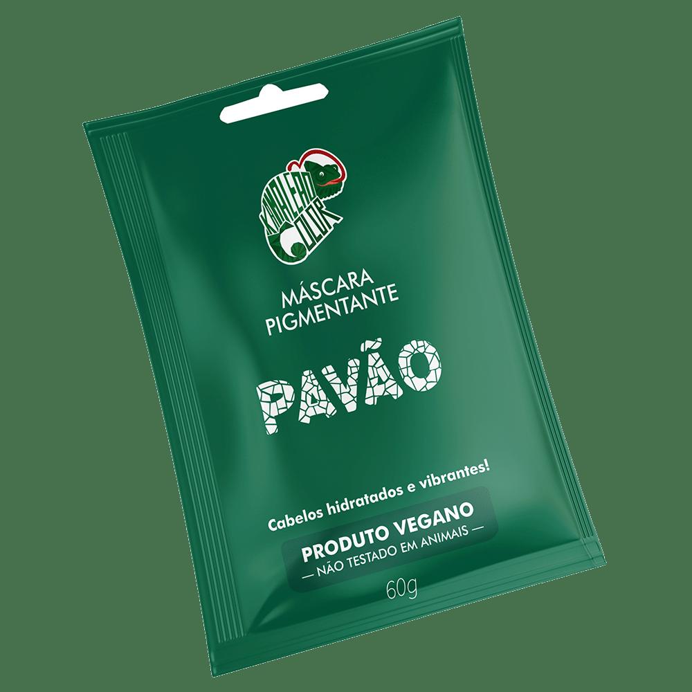 Kamaleão Color Mini - Pavão - 60ml