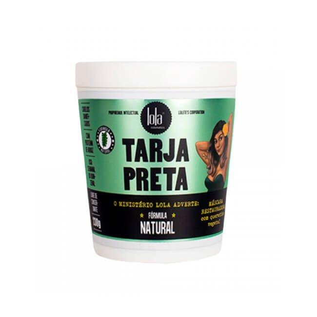Máscara de Reconstrução Tarja Preta 230g - Lola Cosmetics