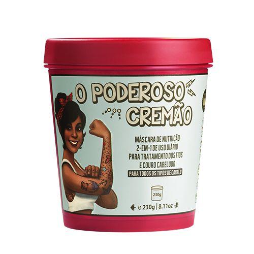Máscara O Poderoso Cremão 230g - Lola Cosmetics