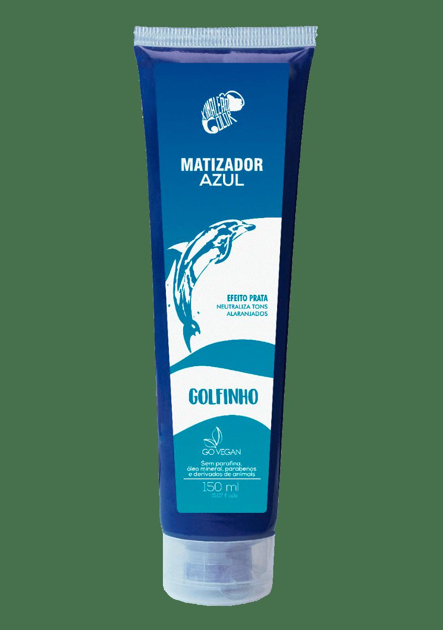 Matizador Azul Efeito Prata - Golfinho 150ml