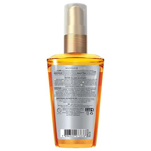Óleo Elixir 40ml - Blend de 7 óleos - Beauty Color
