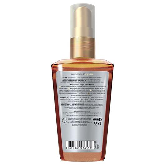 Óleo Elixir 40ml - Rícino - Beauty Color