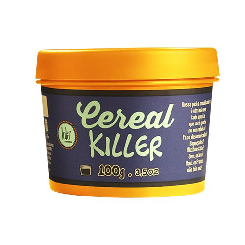 Pasta Modeladora - Cereal Killer 100g - Lola Cosmetics