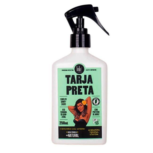 Queratina Líquida Vegetal Tarja Preta 250ml - Lola Cosmetics