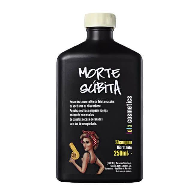 Shampoo Líquido Morte Súbita 250ml - Lola cosmetics