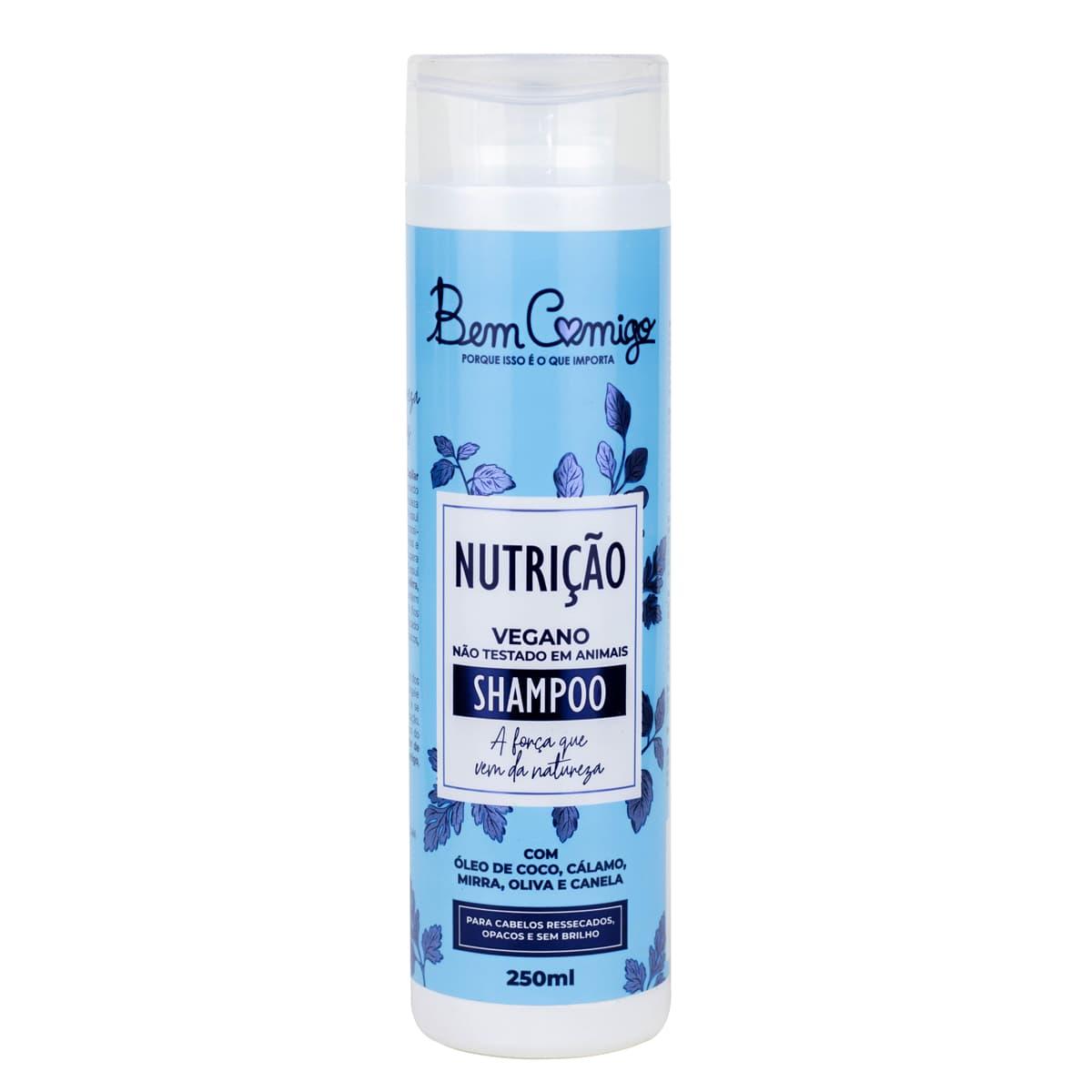 Shampoo Nutrição Bem Comigo 250ml - Kamaleão Color