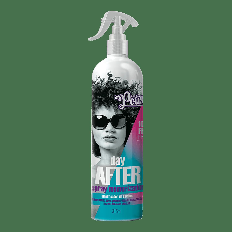 Spray Memorizador Umidificador Day After 315ml - Soul Power