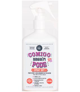 Spray Protetor Térmico Comigo Ninguém Pode 250ml - Lola Cosmetics