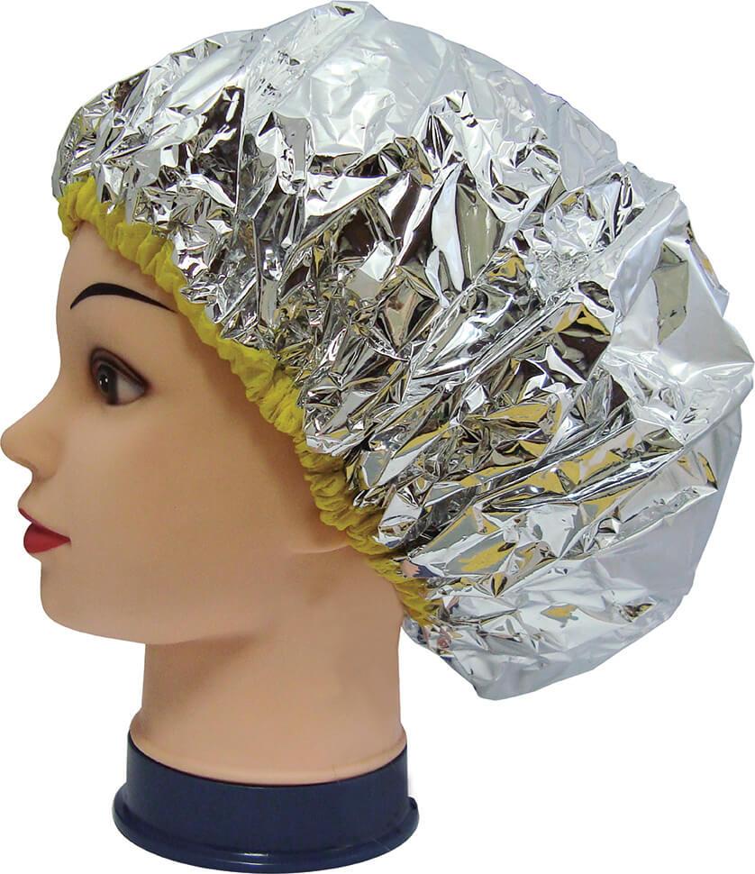 Touca Metalizada para cabelos 8416 - Marco Boni