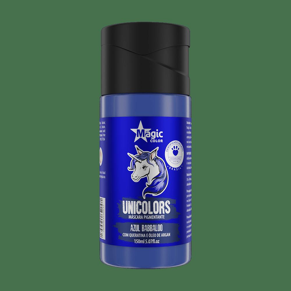 Unicolors Azul Baballoo 150ml - Magic Color