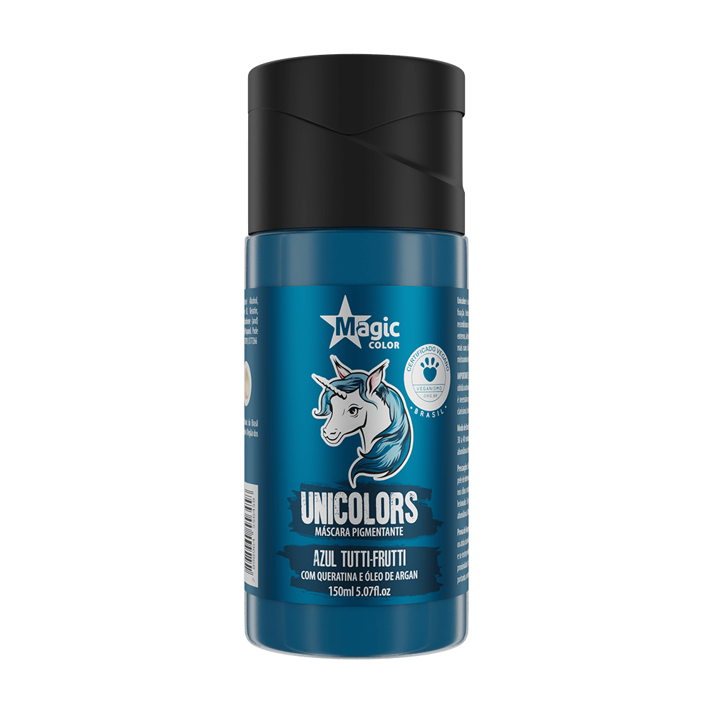 Unicolors Azul De Tutti-Frutti 150ml - Magic Color
