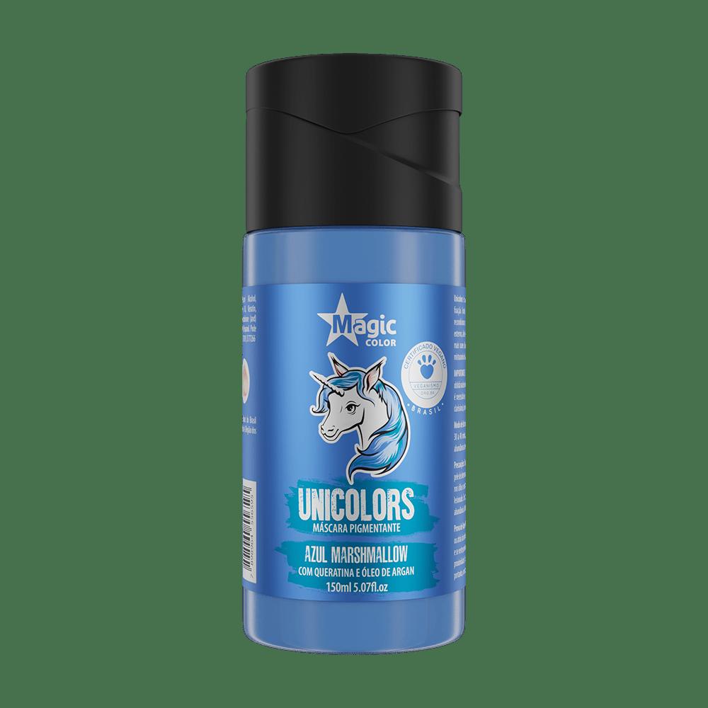 Unicolors Azul Marshmallow 150ml - Magic Color
