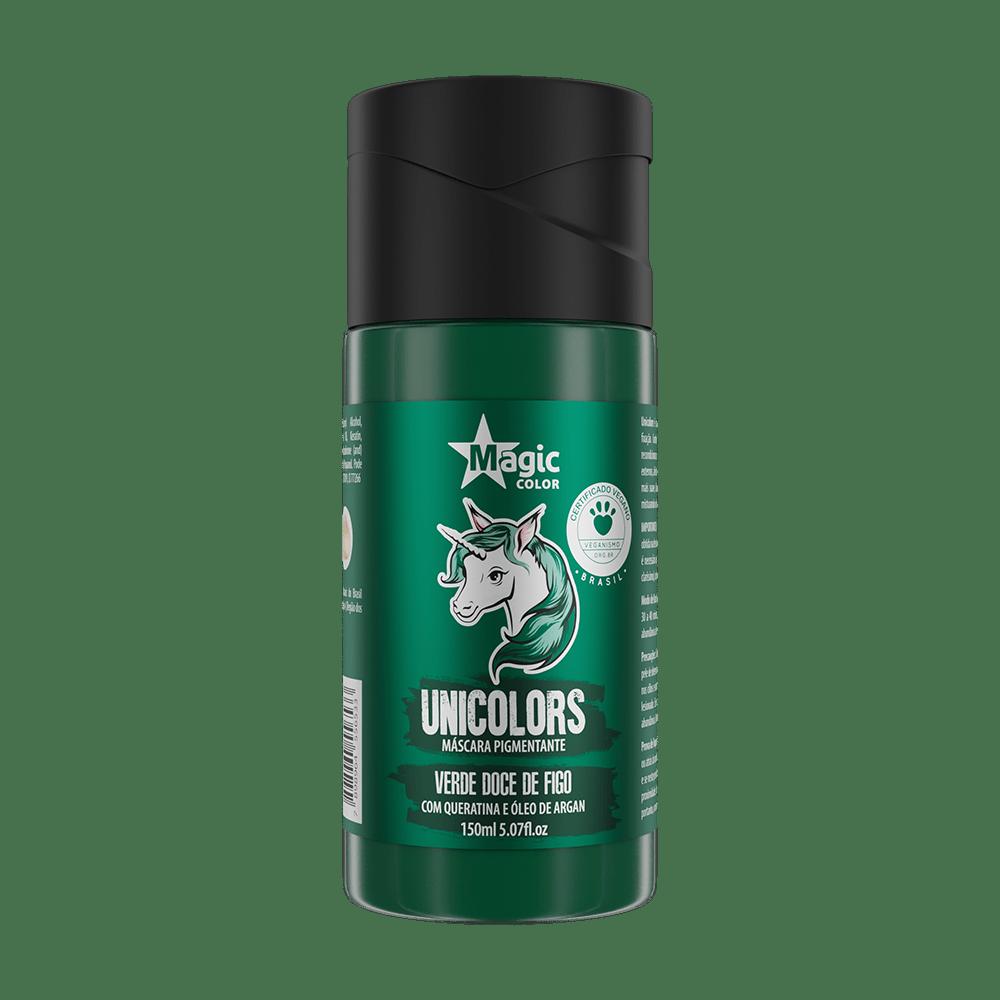 Unicolors Verde Doce De Figo 150ml - Magic Color