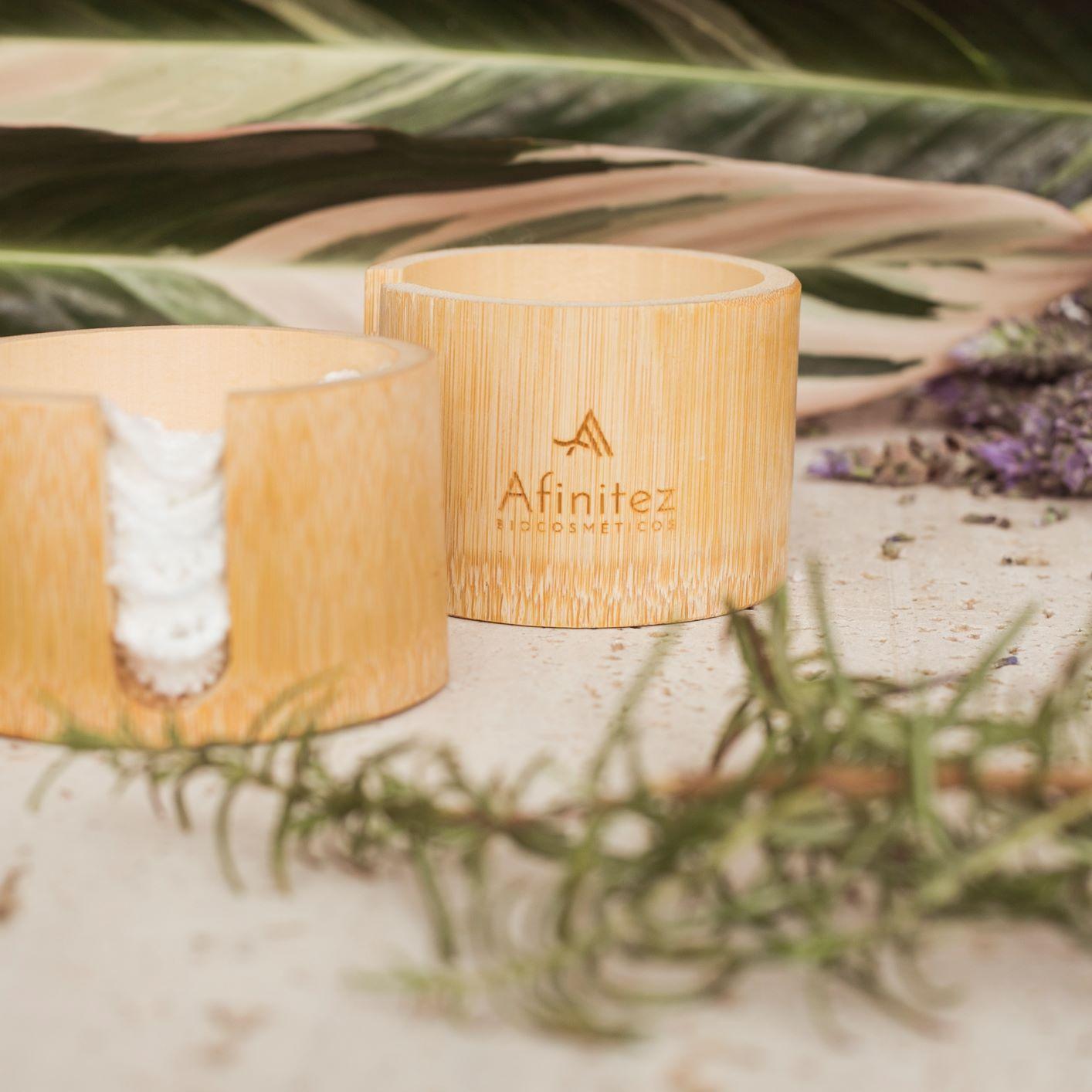 Kit Bambu + Toalhinhas de Algodão