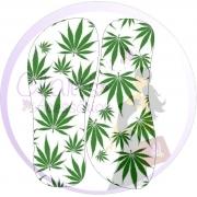 Lonita Sublimada - Folhas Verdes 02