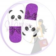 Lonita Sublimada - Panda