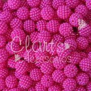 Pérola ABS Craquelada - Rosa Pink