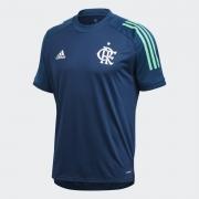 Camisa Flamengo Treino 20/21 Adidas Masculina