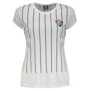 Camiseta Fluminense Intus Feminina Branca