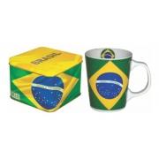 Caneca Brasil na Lata